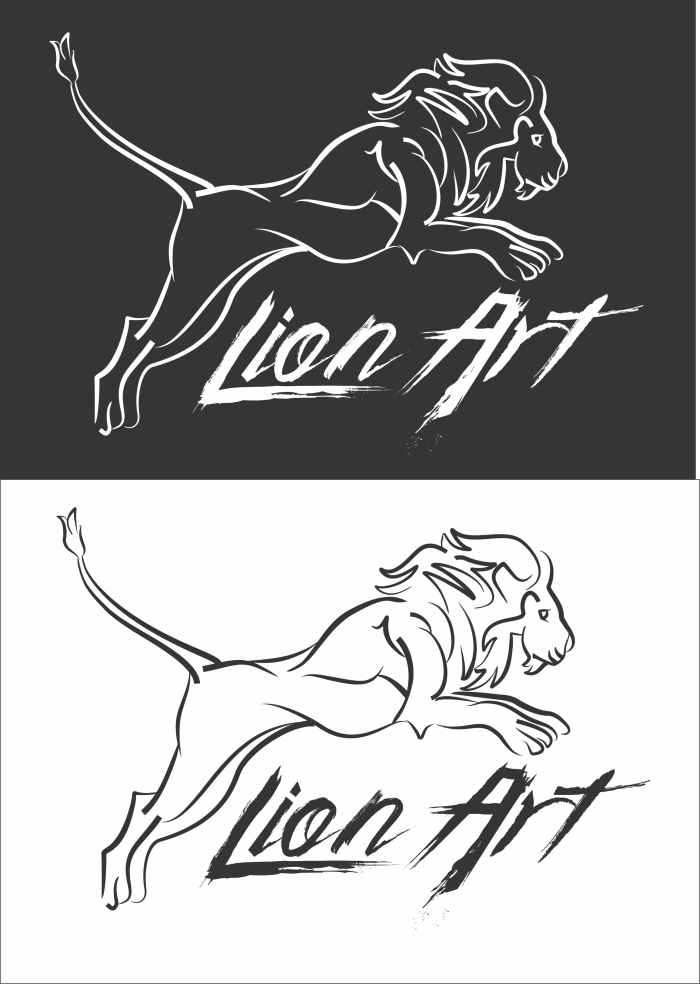 LION ART NEW LOGO